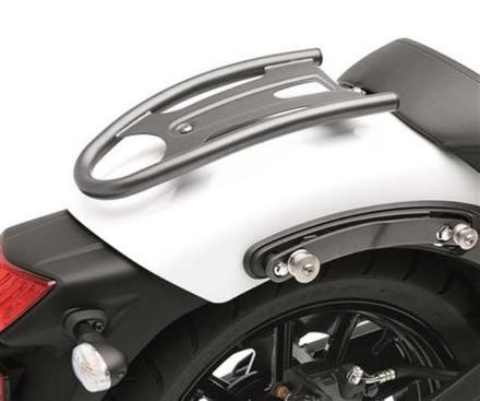 Kawasaki Vulcan S Luggage Rack Black picture