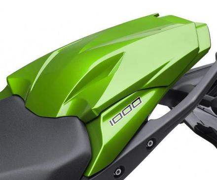 Pillion Seat Cover (51P Candy Lime Green type3) picture