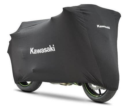 Kawasaki Indoor stretch cover Size LRG picture
