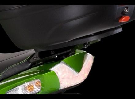 Top case / box bracket, ZZR1400 2006 ~ 2011 picture
