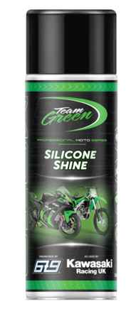 Team Green Silicone Shine 500ml picture