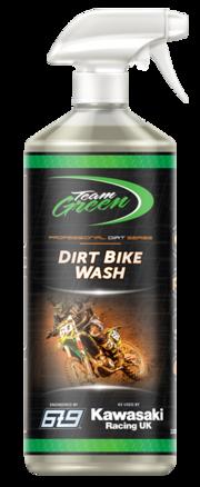 Team Green Dirt Bike Wash 1ltr picture