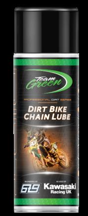 Team Green Dirt Bike Chain Lube 500ml picture