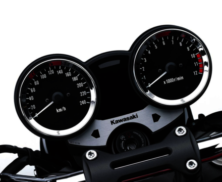Instrument Cover Alu Z900RS picture