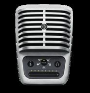 MV51 Digital Large-Diaphragm Condenser Microphone + USB & Lightning Cables