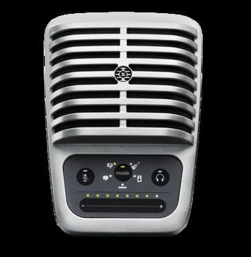 MV51 Digital Large-Diaphragm Condenser Microphone + USB & Lightning Cables picture