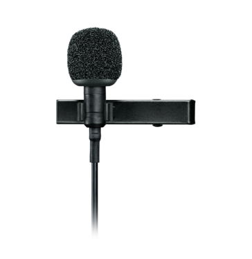 MVL Omnidirectional Condenser Lavalier Microphone picture