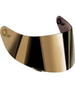 Visor K-5 and K-3 SV GOLD IRIDIUM SCRATCH RESISTANT
