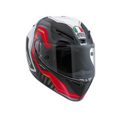 GT-VELOCE IZOARD BLACK/WHITE/RED