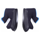 Cheek Pads Ax-8/Ax-8 Evo BLUE STITCHING