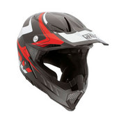 AX-8 Evo Klassik Black White Red