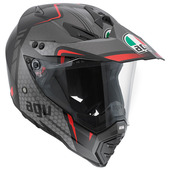 AX-8 DUAL EVO GT Black/Silver/Red