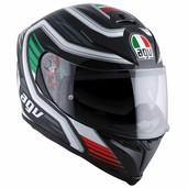 K-5 S FIRERACE BLACK/ITALY