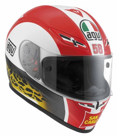GP-TECH SIMONCELLI TRIBUTE REPLICA picture