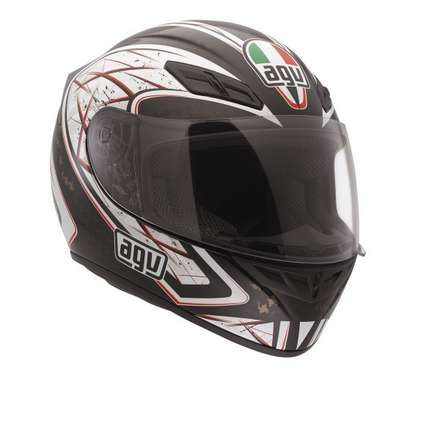 K4 EVO Sliver Black Red picture