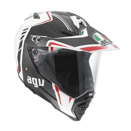 AX-8 DUAL EVO GT Black/Gunmetal/Red picture