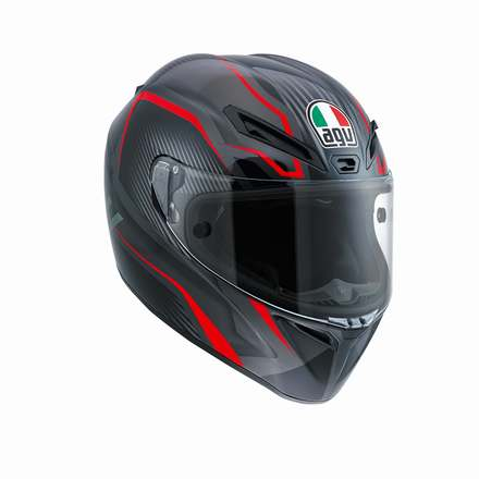 GT-VELOCE TXT BLACK/GUN METAL/RED picture