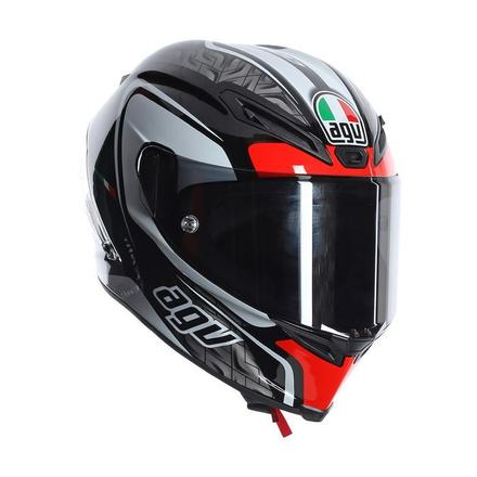 CORSA CIRCUIT BLACK/WHITE/RED picture