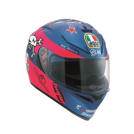 K-3 SV Replica Guy Martin Pink/Blue picture