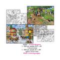 Joseph Burgess Puzzles plus Coloring pages