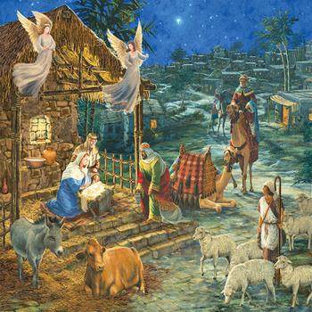 Visit to Bethlehem picture