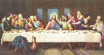 500 pc - The Last Supper picture