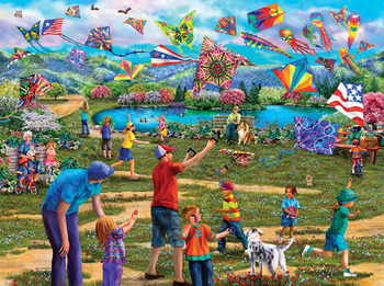 Kites in the Park picture
