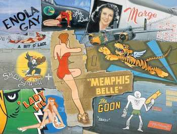 Nose Art Legends of WW II by Roy Grinnell picture