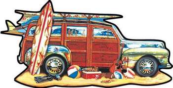 Surfin' Woodie picture