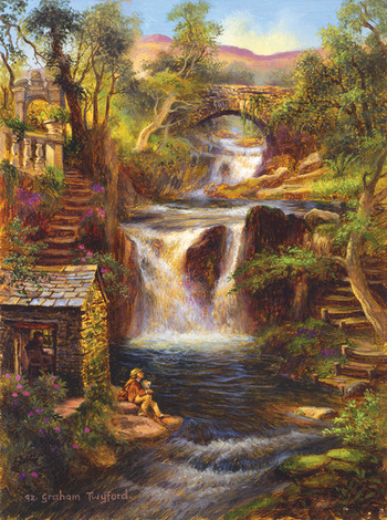 Waterfall Retreat picture