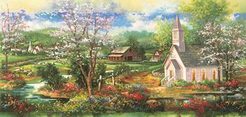 Little White Church picture