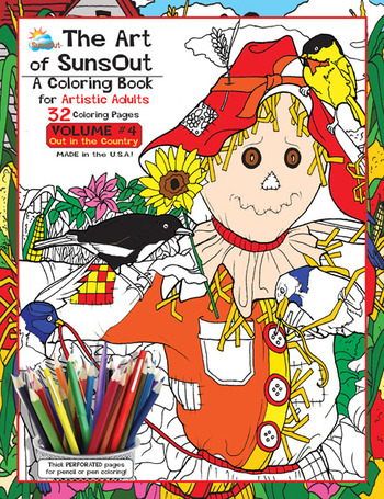 The Art of SunsOut Adult Volume 4 Out in the Country picture