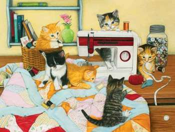 Quilting for Kittens picture