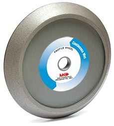 "MK-275GHP Profile Wheel 6"" Diameter 45 Degree Bevel picture"