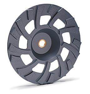 "MK-704SG-2 7"" x 5/8""-11 Bi-Turbo Cup Wheel picture"