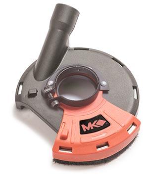 """MK-IXL 5"""" Hinged Vacuum Shroud picture"""