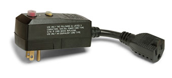 Ground Fault Circuit Interrupter - 120V/15Amp picture