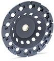 "T-Segment Cup Wheel 7"" x 5/8""-11"