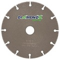 "DiamondX Cutter 4"" x .050"" x 7/8"""