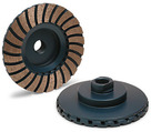 "MK-404 PW 4"" x 5/8""-11 Coarse Cup Wheel"