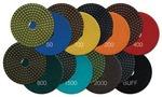 "Pro Resin Polishing Disc Kit 4"""