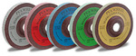"""PVA Dry Grinding Disc 4"""" 80 Grit (Box of 10)"""