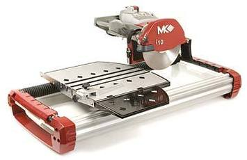 TX-3 Wet Cutting Tile Saw - Misting System picture