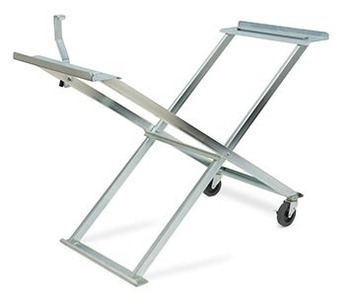 TX-3/TX4 Folding Saw Stand with Casters picture
