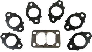 Exhaust Manifold Gasket Set - Dodge 1998-2007 5.9L 24valve picture