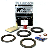 Built-It Trans Kit Chevy 2006 Allison 6-Speed Stage 1 Stock HP Kit picture