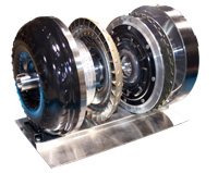 Dodge Triple Torque Force Converter - 2003-2007 5.9L 48RE Low Stall - Core Rebate Available picture