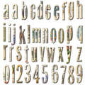 Conservatory: Chipboard Alphabet