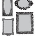 7G Cling Stamps: Frames