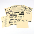 Epicurean Tag Inserts